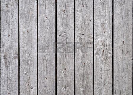 Texture di grigio pavimenti in legno rustico ponte Archivio Fotografico
