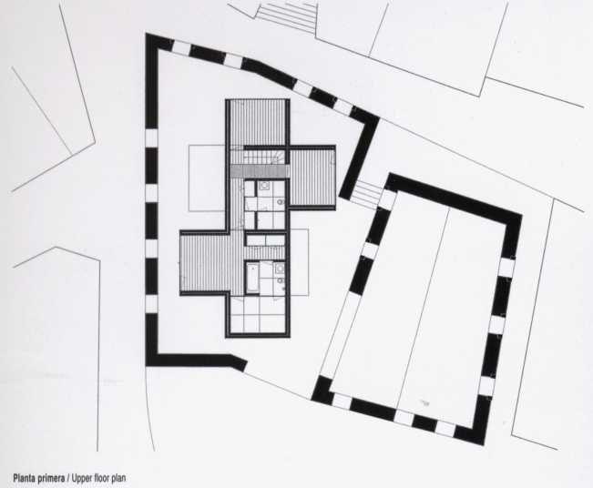 AIRES MATEUS ALENQUER HOUSE Sketches Arquitectura
