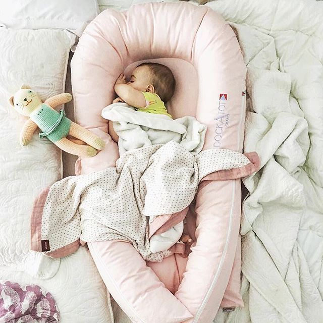 A must for family vacations, the DockATot portable baby bed and baby lounger allows little ones to snooze safely and snugly no matter where they are.