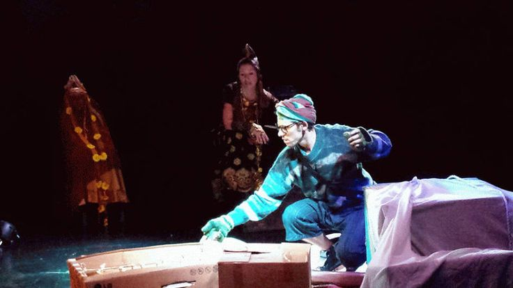 teatro zumbayllu: in Kolumbien