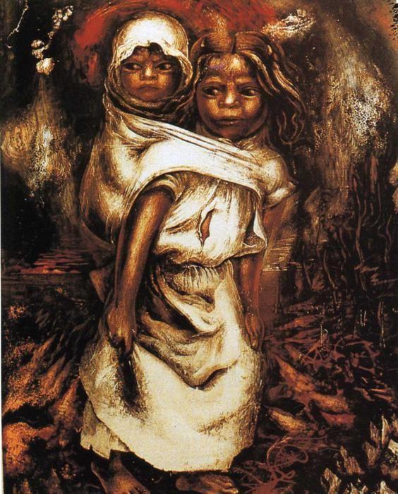 The Child Mother, 1936 David Alfaro Siqueiros