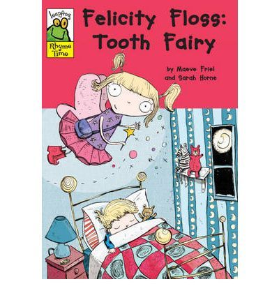 Felicity Floss the tooth fairy has a problem...teeth are missing.