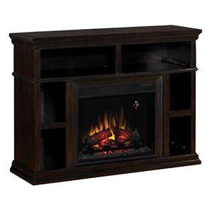 Cambridge Electric Fireplace Media Center in Espresso - on sale!!
