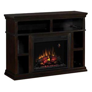 Cambridge Electric Fireplace Media Center In Espresso On Sale Deals And Steals Pinterest
