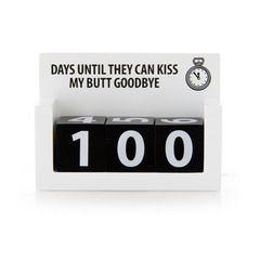 Retirement Countdown Calendar - 4044307