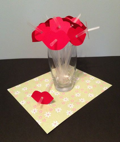 12 VINTAGE KISS LIPS PARTY DRINKING STRAWS Wedding Hen Do Stag Red Straw Prop | eBay