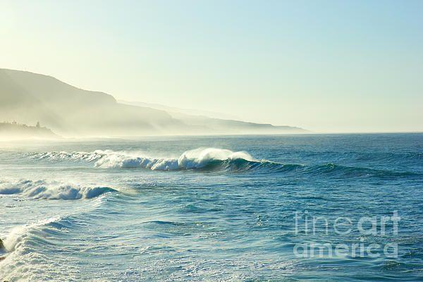 Atlantic ocean wild coast, Tenerife, Canary islands, Spain by Anastasy Yarmolovich #AnastasyYarmolovichFineArtPhotography  #ArtForHome #spain #ocean