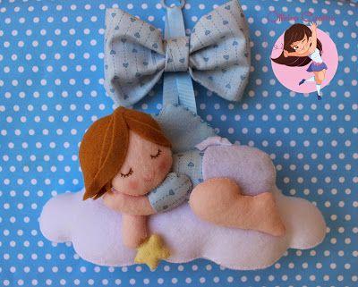 Officina creativa: Un angelo addormentato!