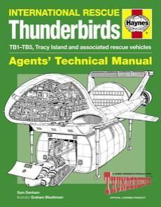 Thunderbirds Are Go! @ Forbidden Planet