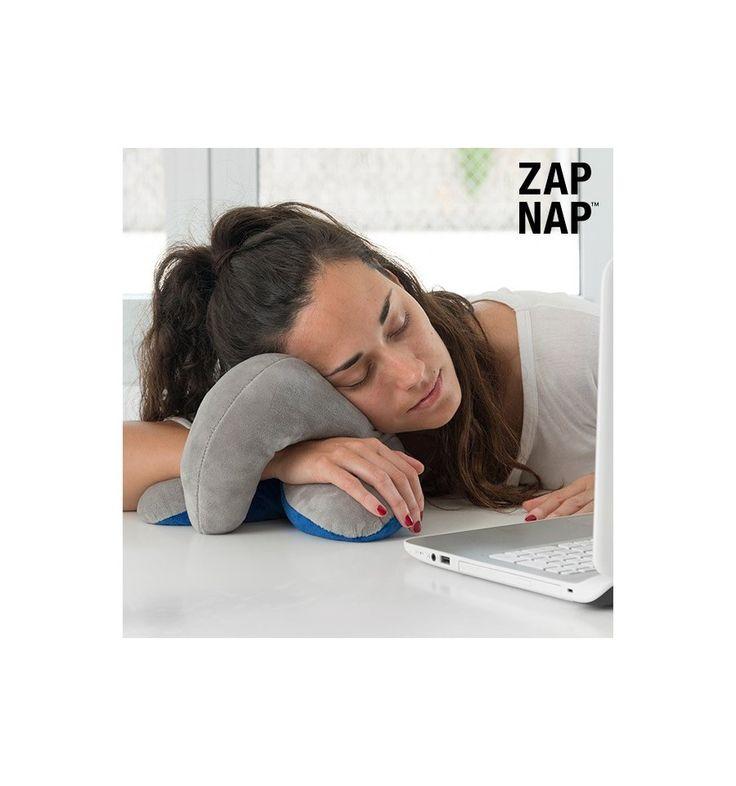 Coussin Cervical de Voyage Zap Nap Starship Pillow
