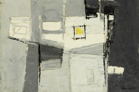 Beach Under Snow - Freeman's Modern (Paul Feiler)