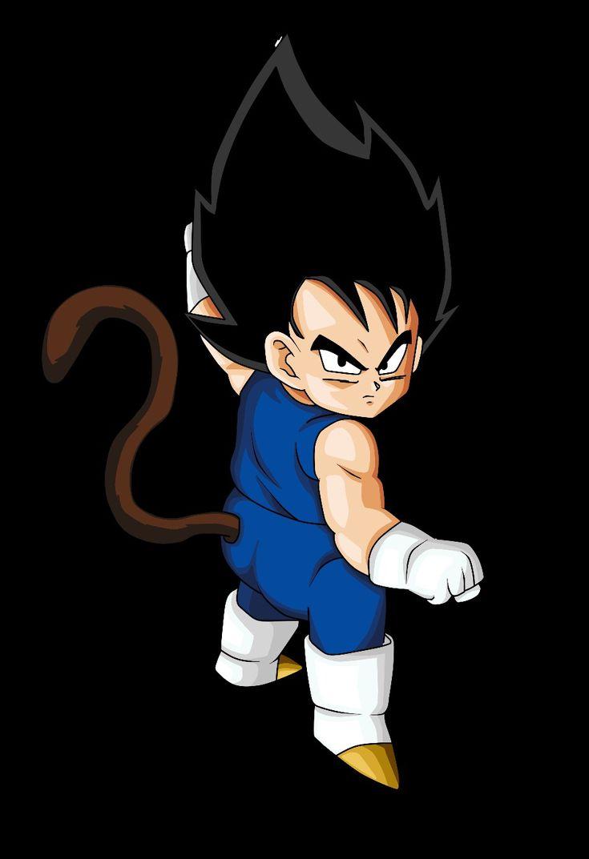 Kid Goku And Kid Vegeta 17 Best ideas a...