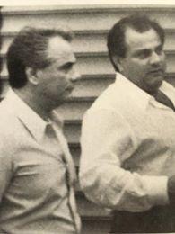 John and Gene Gotti