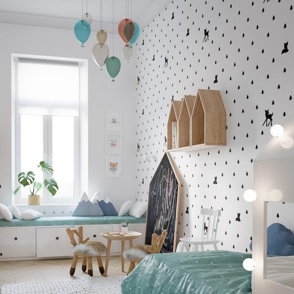 9 Tips For Creating A Beautiful Scandinavian Nursery Kid Room Decor Stylish Bedroom Design Bedroom Design