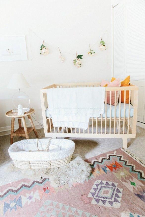 Quarto de bebê delicado | Eu Decoro