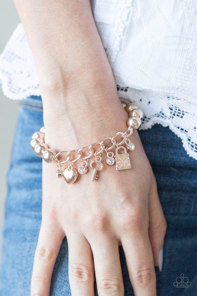 Paparazzi Feelin Flirtatious Pink Bracelet necklace pendant watch Jewelry & Watches