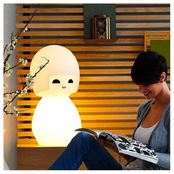 Kokeshi Lamp by Mr Maria