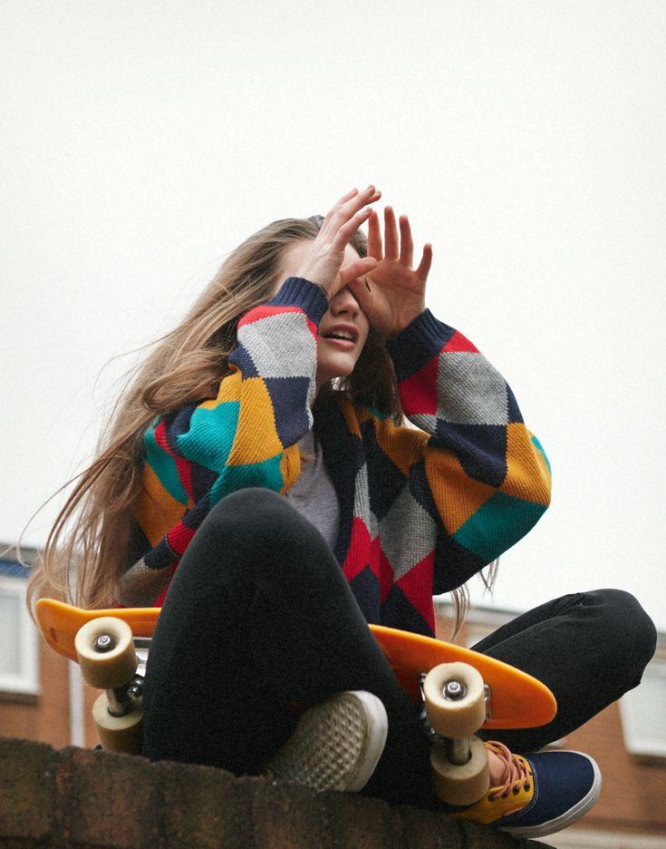 Skater girl - Phoebe-élena by Piczo