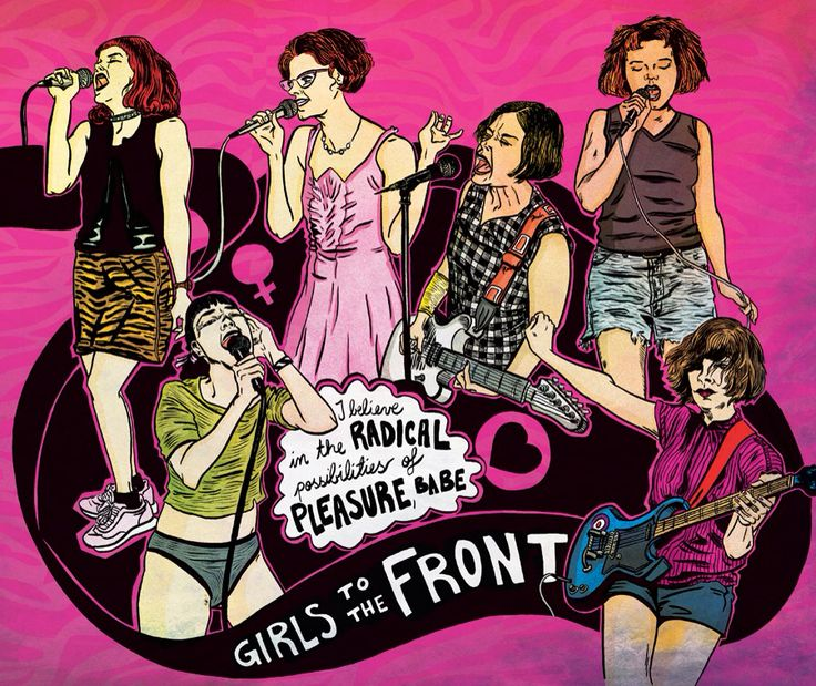 grrrl power comic