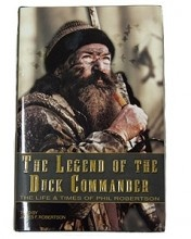 """Duck Commander """"The Legend Of The Duck Commander"""" Book by James F. Robertson  $19.99"""