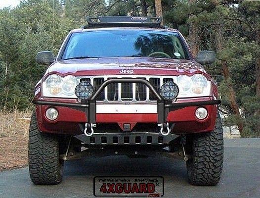 Brush Guard For Jeep Grand Cherokee Wk Riley Pinterest