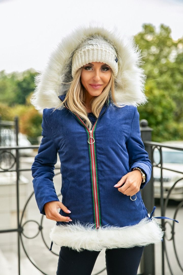 5cc1bd75 Продажа Куртка женская демисезонная / парка, синтепон 100 / Украина 40-5049  784823210 оптом