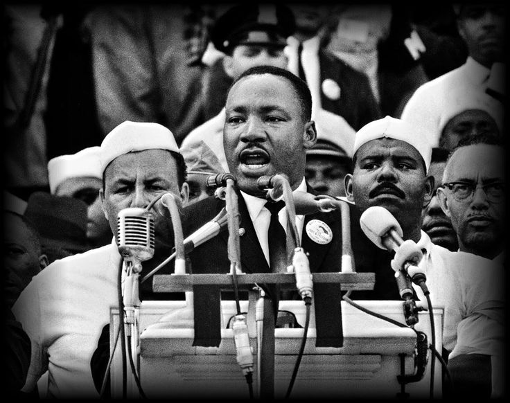 Martin Luther King - I Have a Dream on August 28, 1963 [Sous-