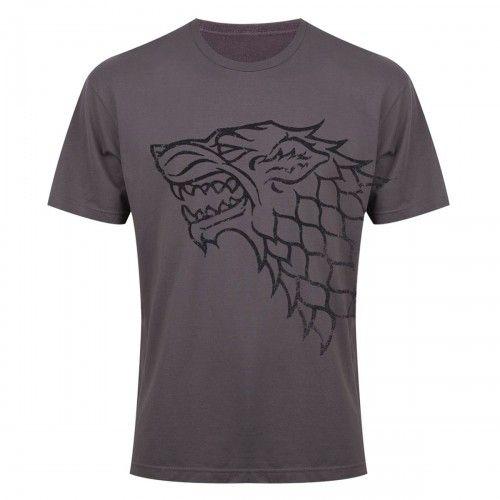 Game of Thrones Distressed Stark Sigil T-Shirt