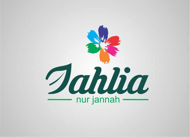Logo for dahlia