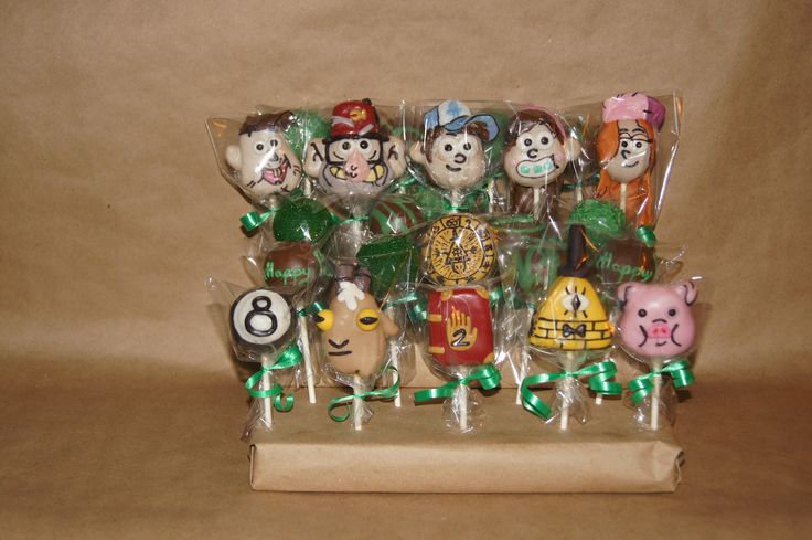 Gravity Falls #Gravityfalls #cartoons #cake #cakes #cakepop #cakepops #chocolate ##desserts #delicious #delish #food #foodie  #lollicakes #sweets #gravityfallscakepops #gravityfallscake #gravityfallscakepop #gravityfallspartyfavors #partyfavors #favors #Birthdayfavors