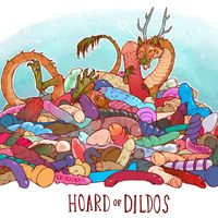 Unusual Dragon Hoards-Dildos-by Lauren Dawson