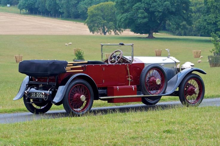 1920 Tourer by Hooper