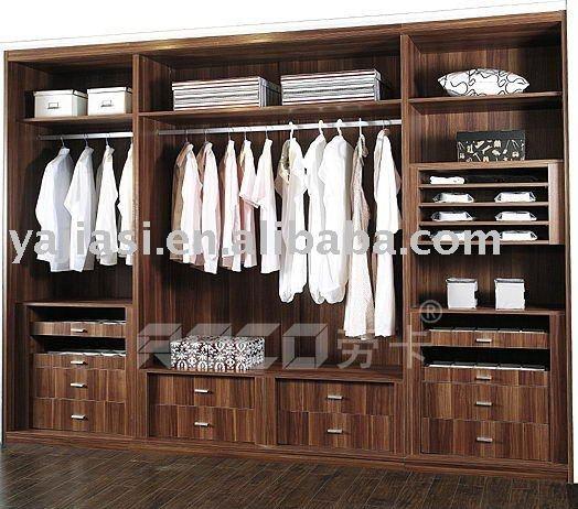 Custom Made Modern Walk In Closet Closets Pinterest