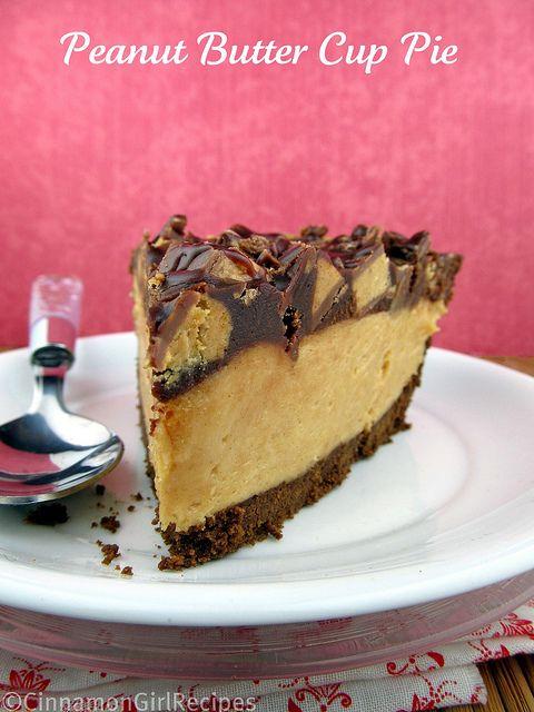 Peanut Butter Cup Pie: Treats, Peanuts, Feet, Peanut Butter Cups, Favorite Recipes, Peanut Butter, Buttercup