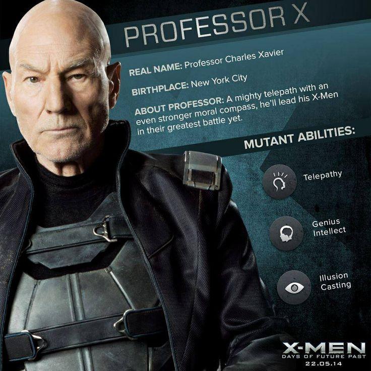 Professor Charles Xavier / Professor X