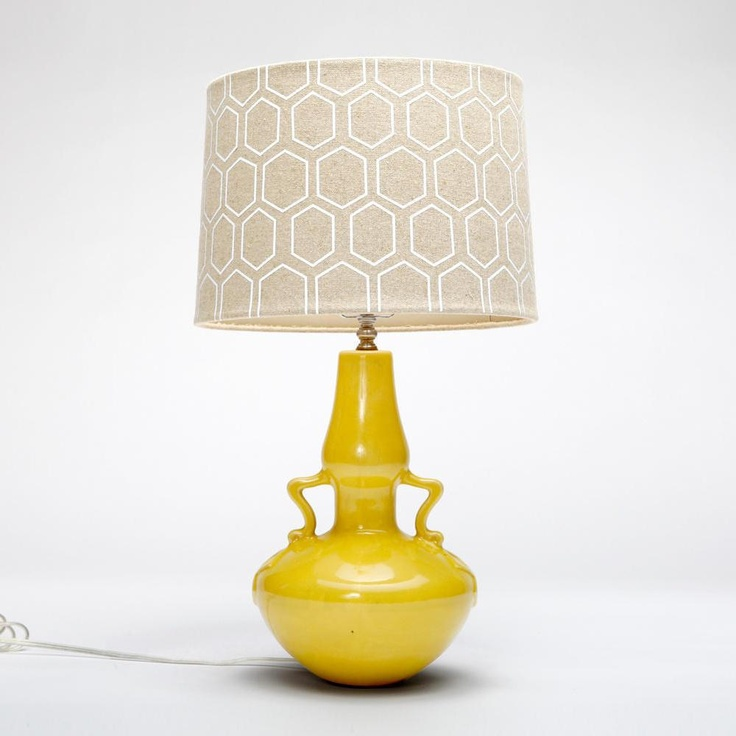 Marina Table Lamp in Coral Chinoiserie-inspired ceramic lamp base. A fun  addition for a variety of interiors. Also available in white, yellow, and  blue. - 9 Best Ceramic Lamp Base Images On Pinterest Tree Branches, Tree