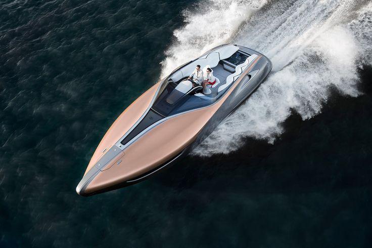 Lexus Sport Yacht | Luxury ON