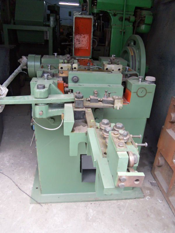 What is Wire Nail Making Machine?  Wire Nail Making Machine Can Produce Different type of Coil Nail in one machine with high Speed and Low Maintenance.