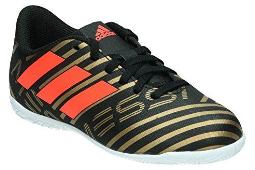 4c7d4669 adidas Nemeziz Messi Tango 17.4 In, Zapatillas de Fútbol Unisex Niños ADIDAS  CP9224 NEGRO