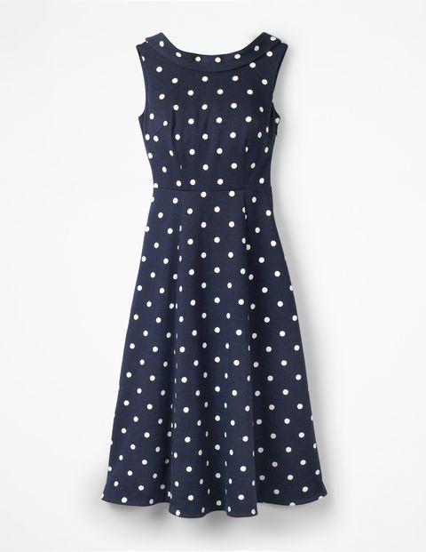 2d1f9ed79e Aria Ponte Midi Dress Day Dresses