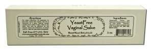 MoonMaid Botanical YeastFree Vaginal Ointment - 2 oz tube with applicator by MoonMaid Botanical Skin Care. $26.68. YeastFree Ointment is a goldenseal/tea tree salve formulated for vaginal yeast infections. These potent herbs may be the key for even the most severe yeast infections.  This unique combination of herbs in organic olive may also be effective for herpes, ringworm, toe fungus, hemorrhoids and other similar conditions. Packaged with an applicator for your c...