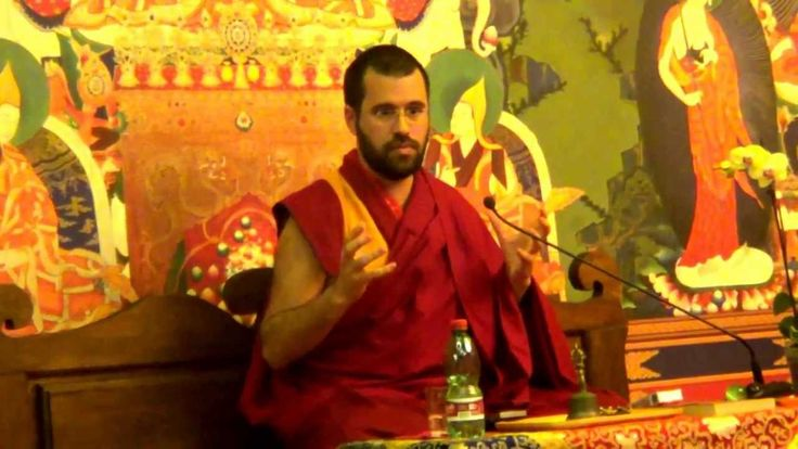 BUDDHISMO TIBETANO - Insegnamenti Lama Michel 4 dic.2013