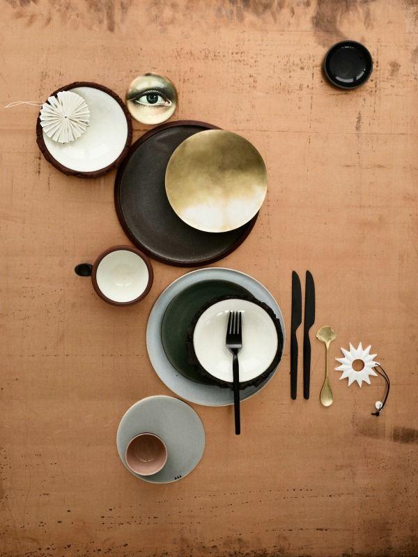 Superbe Assortiment de vaisselle - Heidi Lerkenfeldt