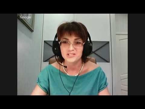 "Вебинар ""Декор в стиле Французский винтаж"" меловой краской от Оксаны Ловен - YouTube"