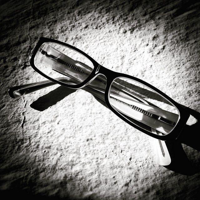 #glasses #black #white #iPhone   by Tryfon Tobias Pliatsikouris