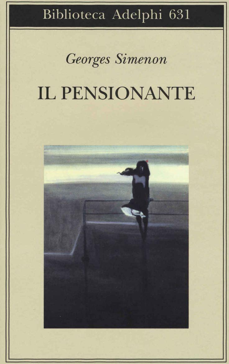 Libro Il pensionante Georges Simenon