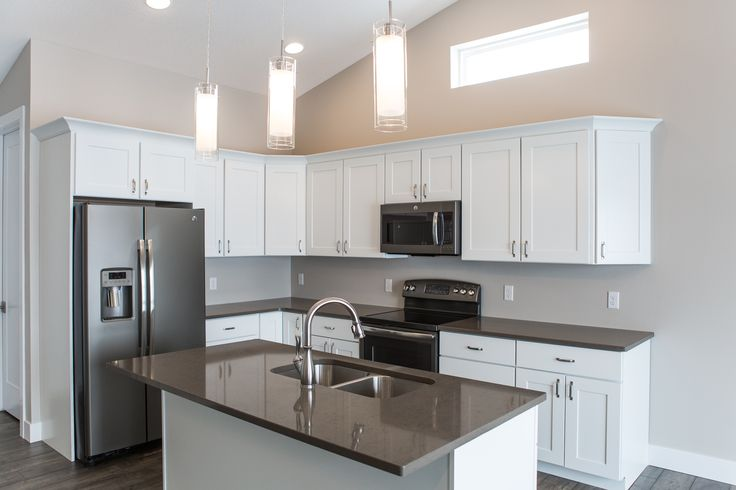 The 25 best slate appliances ideas on pinterest black for Kitchen slate floor white cabinets