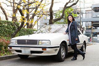 痛いニュース(ノ∀`) : 伊藤かずえの初代シーマ 25年間、同じクルマに乗り続けて走行距離25万㎞超! - ライブドアブログ