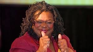 What an embarrassment! Gwen Moore Wisconsin's speaker representative at Democratic Party convention