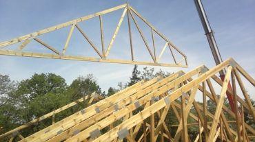 Więźby dachowe, konstrukcje dachowe